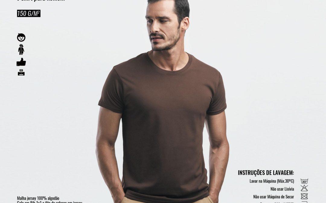 T-Shirt Homem Luanda