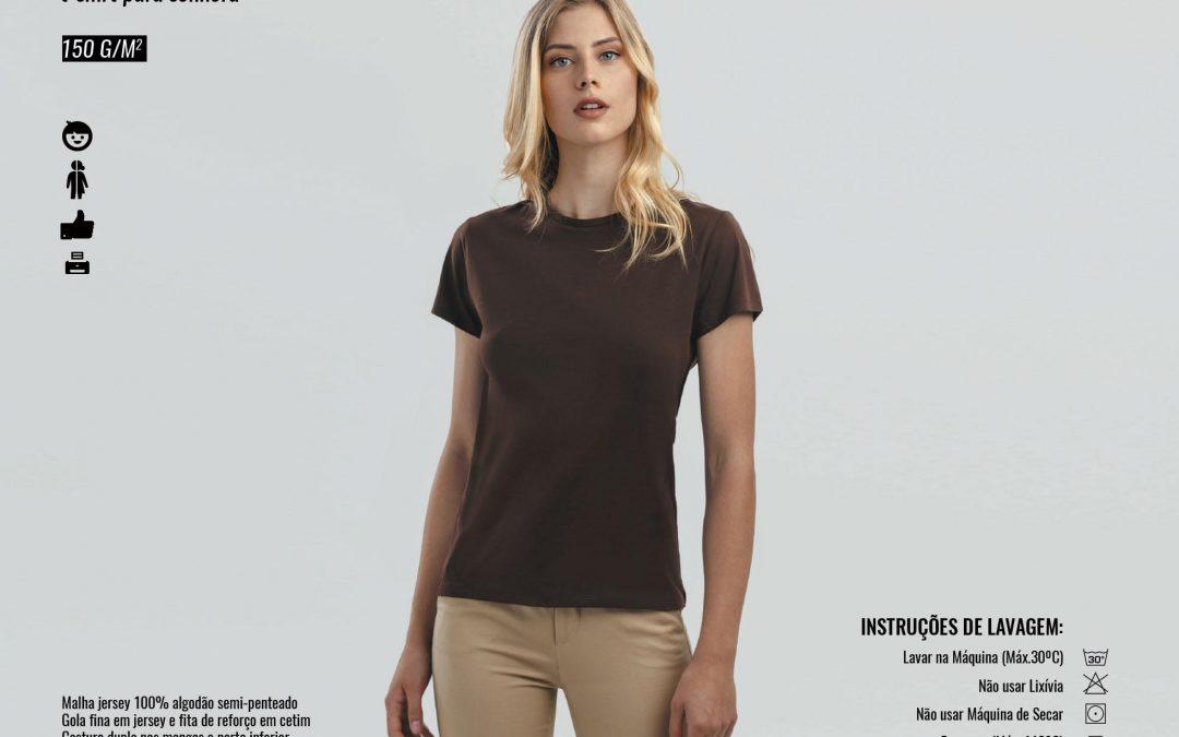 T-Shirt Senhora Sofia